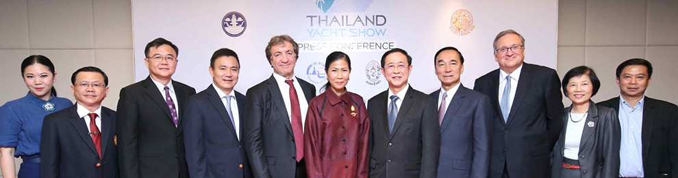 Prime Minister to Open Inaugural Thailand Yacht Show (TYS) at Official Ceremony on 11 February