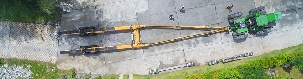Ao Po Grand Marina's Roodberg Lift Has Arrived